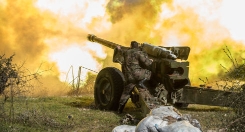 Syrian Army Attacks Militants' Supply Lines In Southern Idlib, Northern Hama