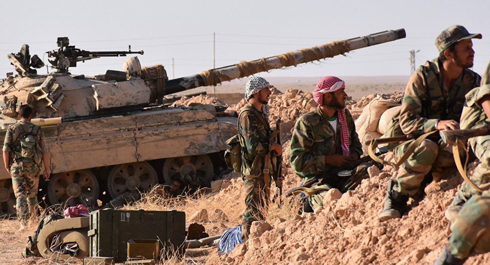 Israel Admits Syrian Military Is About To Restore Its Ground Forces To Pre-War Size