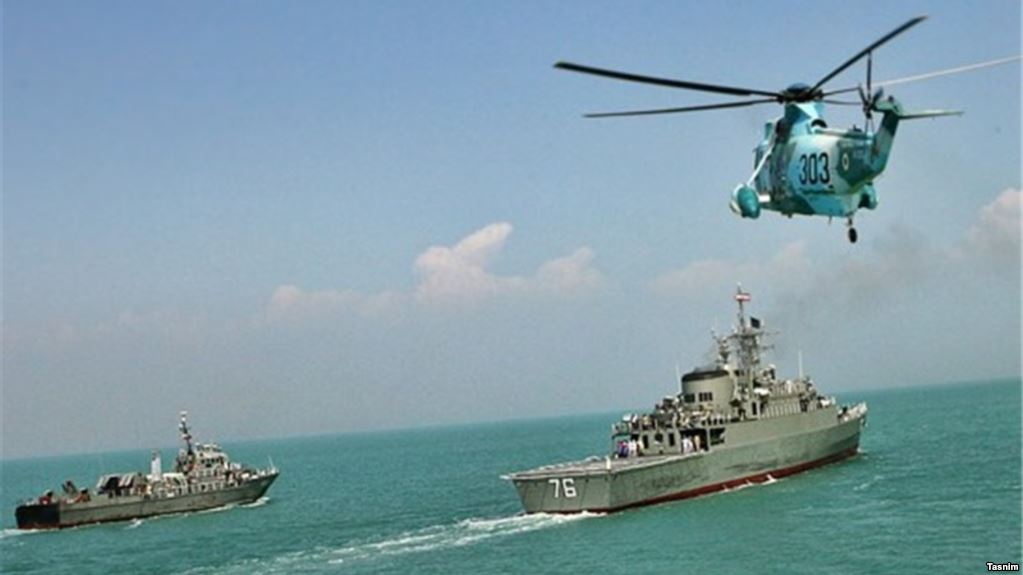 Iran Prepares For Large-Scale Naval Drills In Persian Gulf Amid Tensions With U.S.