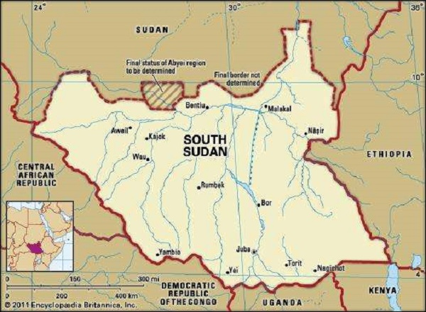 Details About Situation In South Sudan