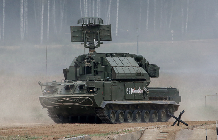 Russia To Offer Foreign Customers Tor-E2 Air Defense Systems