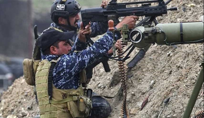 Security Forces Kill 14 ISIS Members, Destroy 4 Vehicles In Iraq's Anbar