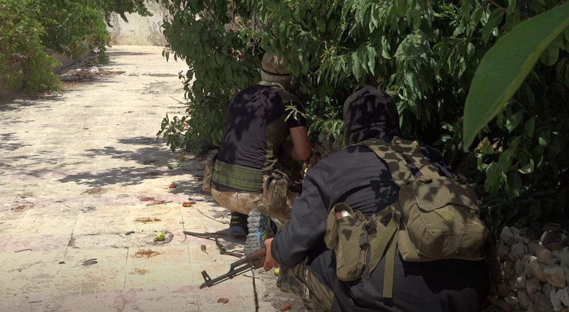 Two Radical Militants Eliminated After Assassinating Syrian Officer In Daraa