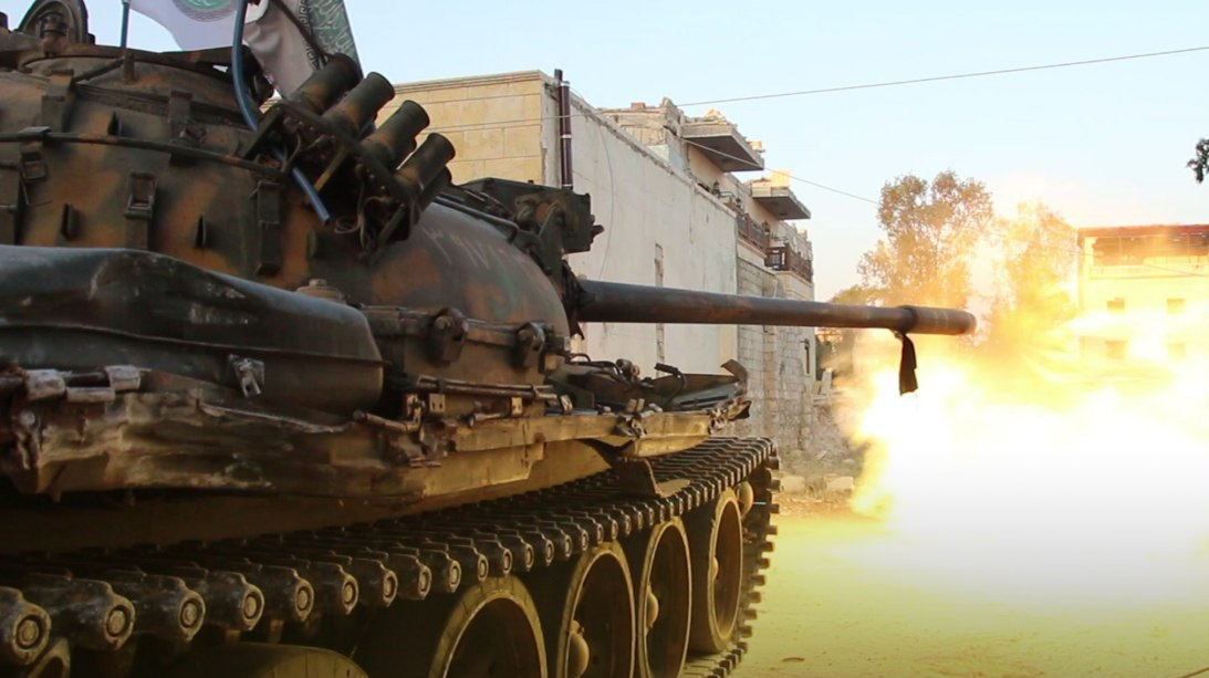 Heavy Clashes Between Syrian Army And Radical Militants Erupt In Northwestern Hama