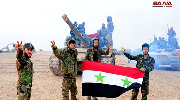 Syrian Military Sends More Troops, Heavy Weapons To Northern Lattakia And Northwestern Hama