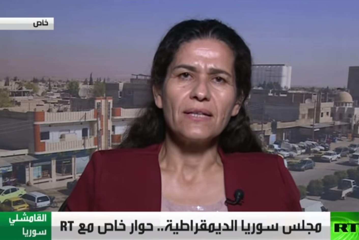 SDC Co-Leader: We Will Not Hand Over Our Areas To Damascus Government