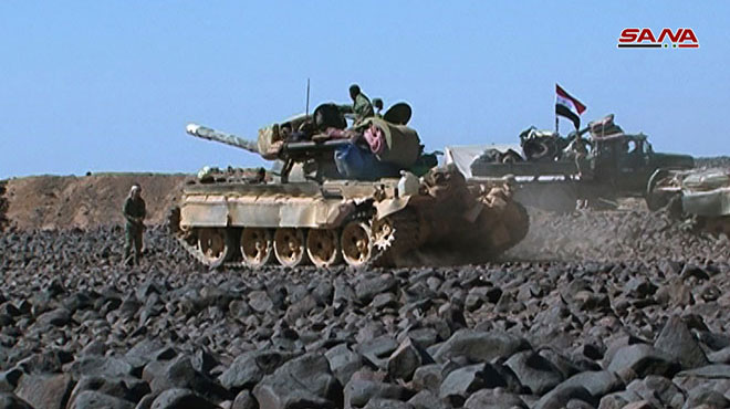 Syrian Army Restores Control Of Al-Suwayda's Administration Border As ISIS Terrorists Retreat (Photos)