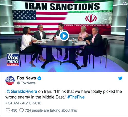That Time Trump's Iran Advisor Threatened To Murder An Official's Children To Start The Iraq War