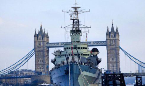 Britain Prepares for War Against Russia
