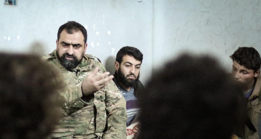 Three Large Turkish-backed Armed Groups In Northern Syria Merged Into New Faction