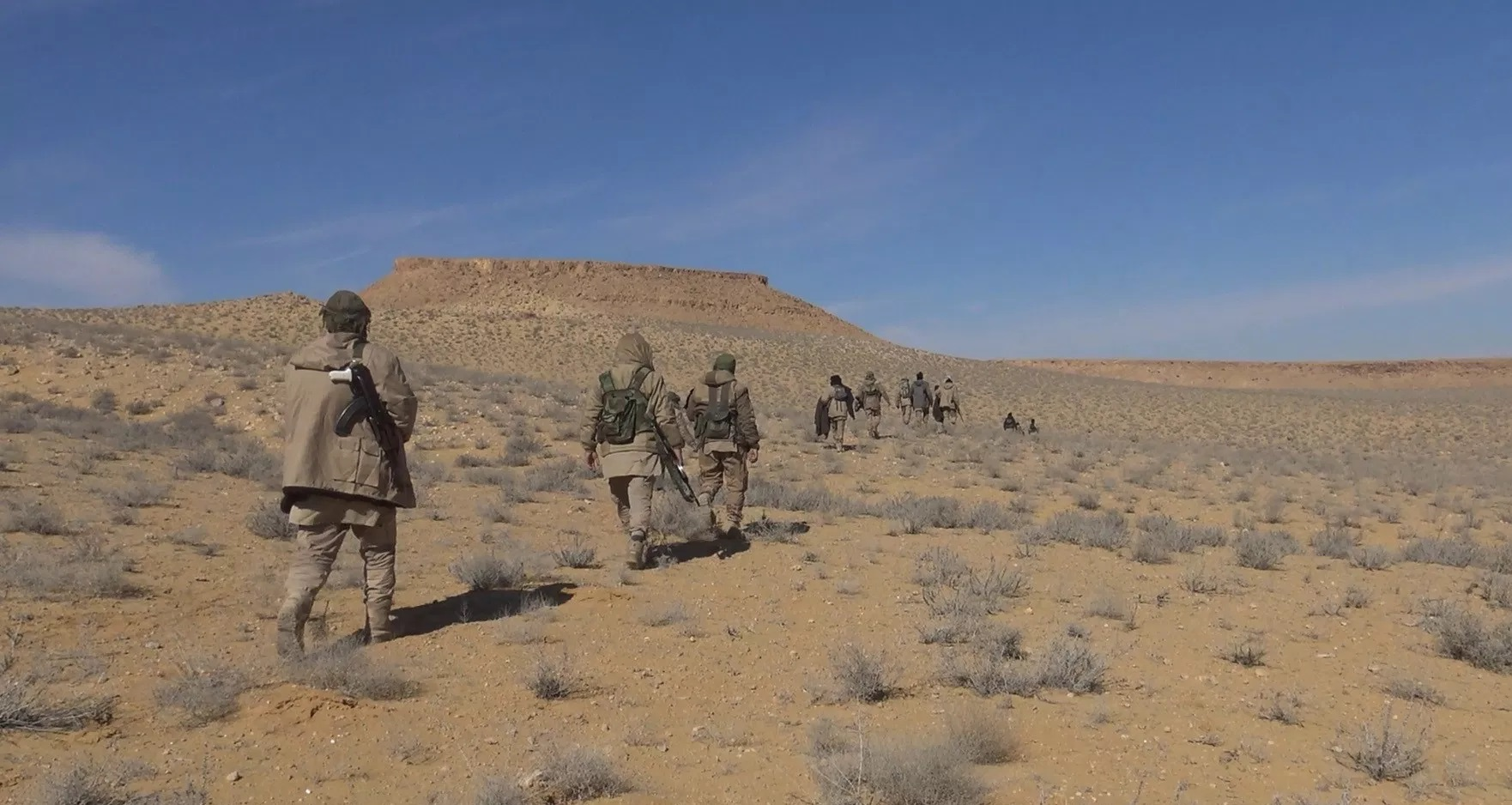 ISIS Terrorists Kill, Injure Several Syrian Soldiers In New Eastern Homs Attack