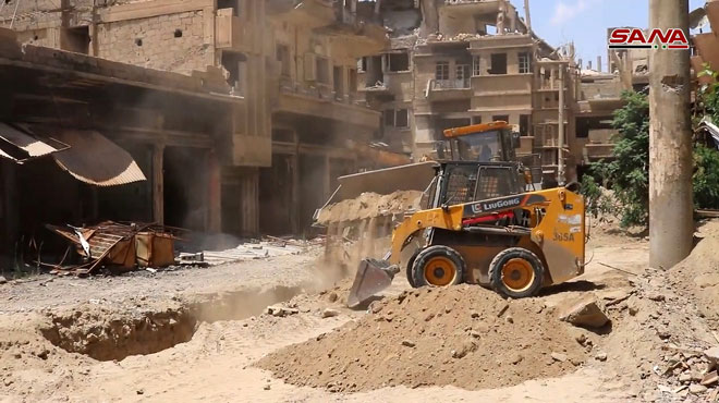 About Half Million Of Civilians Returned To Deir Ezzor Since Start Of 2018: State Media