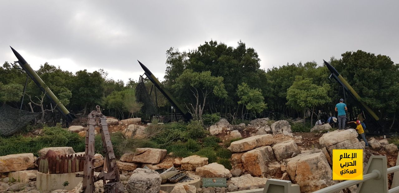 Hezbollah For First Time Showcases Khaibar-1 Rocket Used In 2006 War With Israel (Photos)