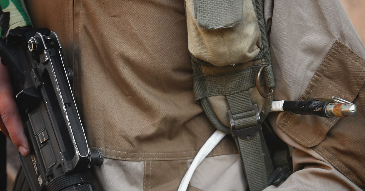 ISIS Suicide Attacker Targets Key SDF Base Near Raqqa