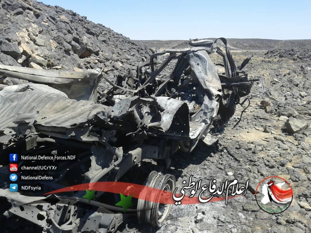 Syrian Military Continues Its Advance North Of Al-Suwayda, Kills Dozens Of Terrorists (Photos)