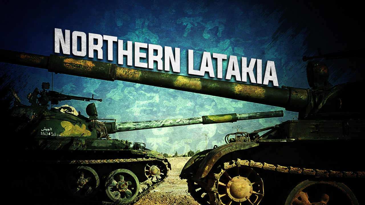 Syrian Army Pushes To Recapture Positions Seized By Militants In Northern Lattakia
