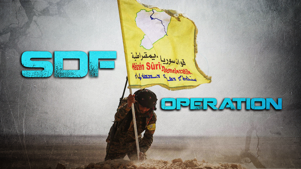 Syrian Democratic Forces Announce Complete Defeat Of ISIS In Syria