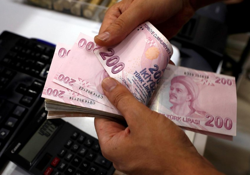 Turkish Lira Is Falling Further Amid Growing Diplomatic Rift Between Ankara And Washington