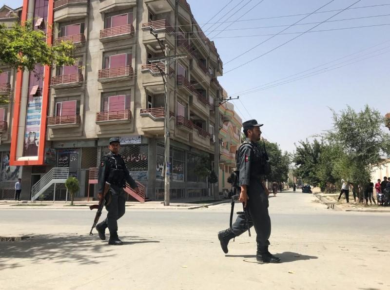 Gunmen Attack Intelligence Service Center In Afghan Capital