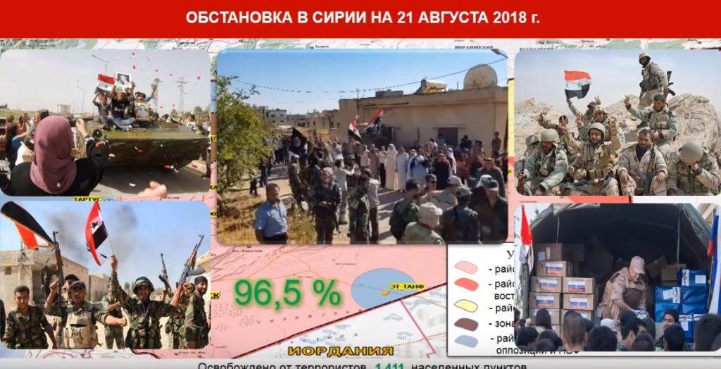 Russian Defense Ministry Releases Own Video Summing Up Results Of Military Operation In Syria