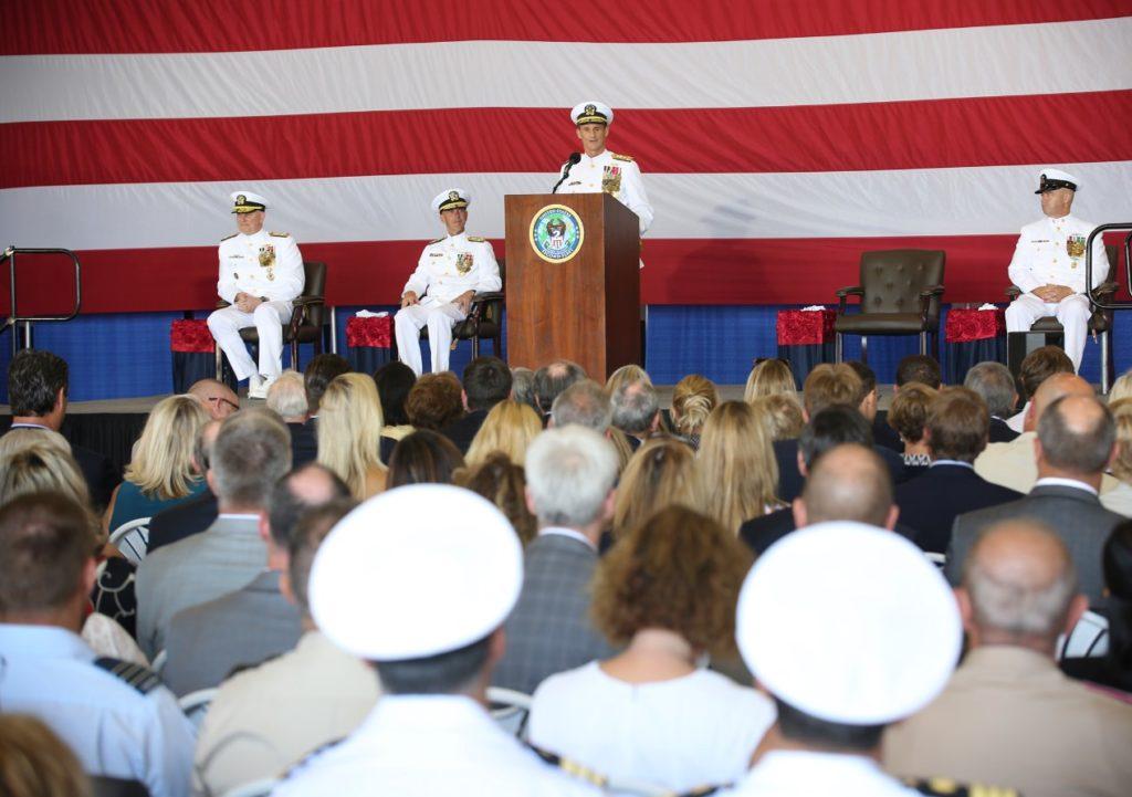 US Navy 2nd Fleet To Challenge Russia's Northern Fleet In Arctic
