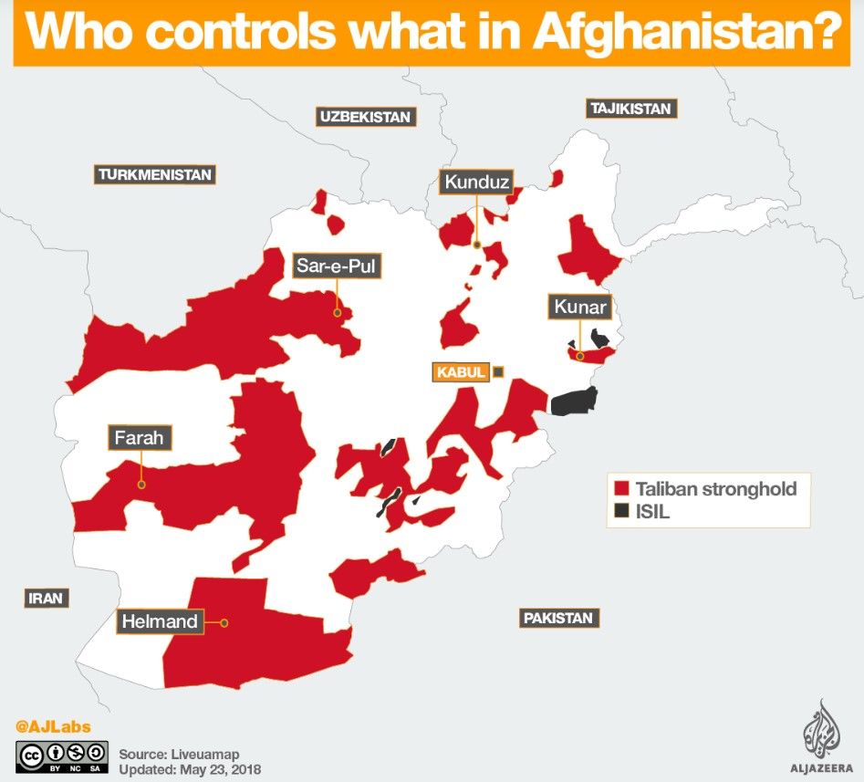 ISIS Renews Efforts To Expand In Afghanistan. What Is Going On?