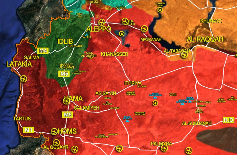Clashes Reported Between Syrian Army And Militants In Northern Latakia