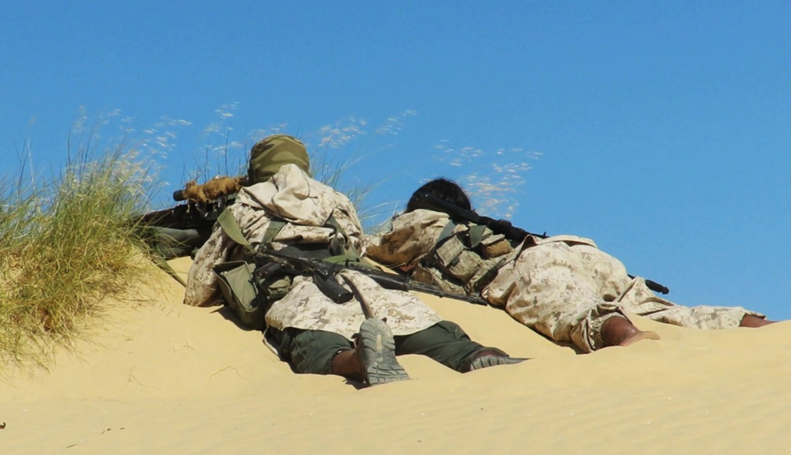 ISIS Terrorists Targeted Egyptian Military In Several Recent Attacks On North Sinai