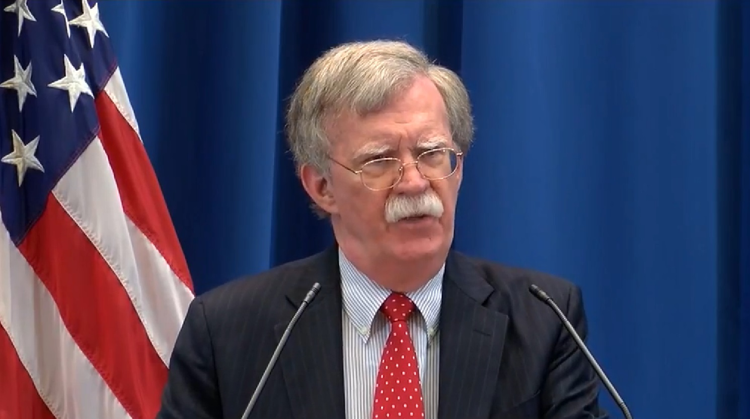 U.S. National Security Council Sought Military Options Against Iran Upon Request From John Bolton – Report