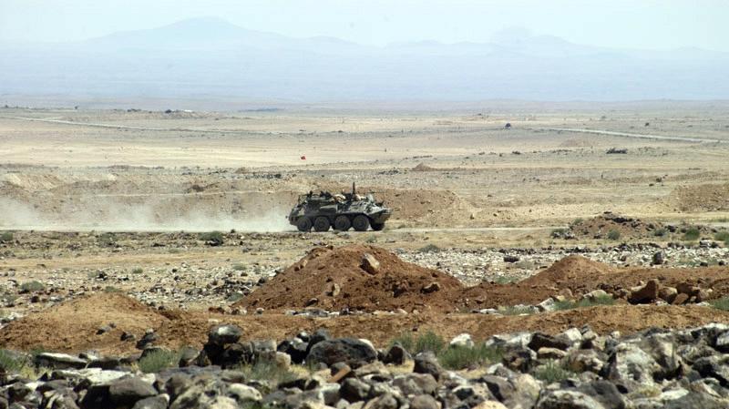Syrian Army Captures Khirbat al-Hawai Hills In Al-Safa North Of Al-Suwayda