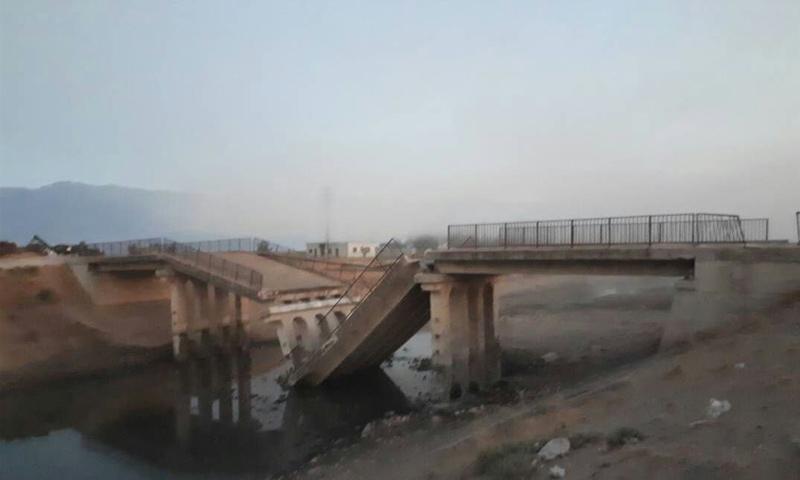 Idlib Militants Destroy Bridges In Attempt To Delay Syrian Army Advance