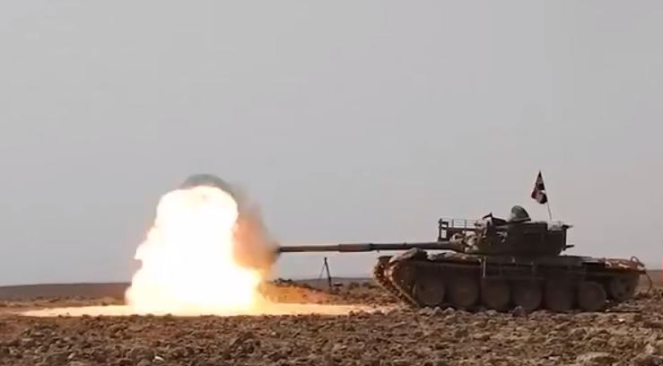 Syrian Army Captures 15 New Areas In Northern Al-Suwayda