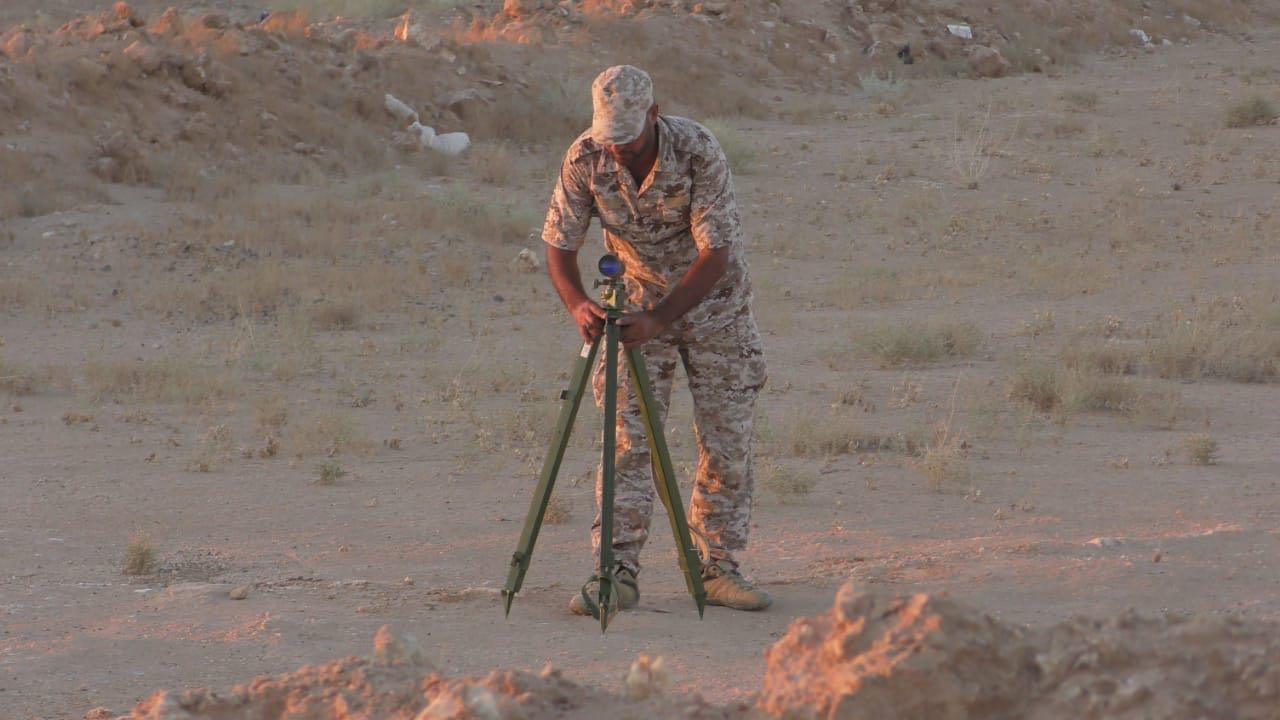 Iraqi Forces Shell ISIS' Positions On Border With Syria (Photos)