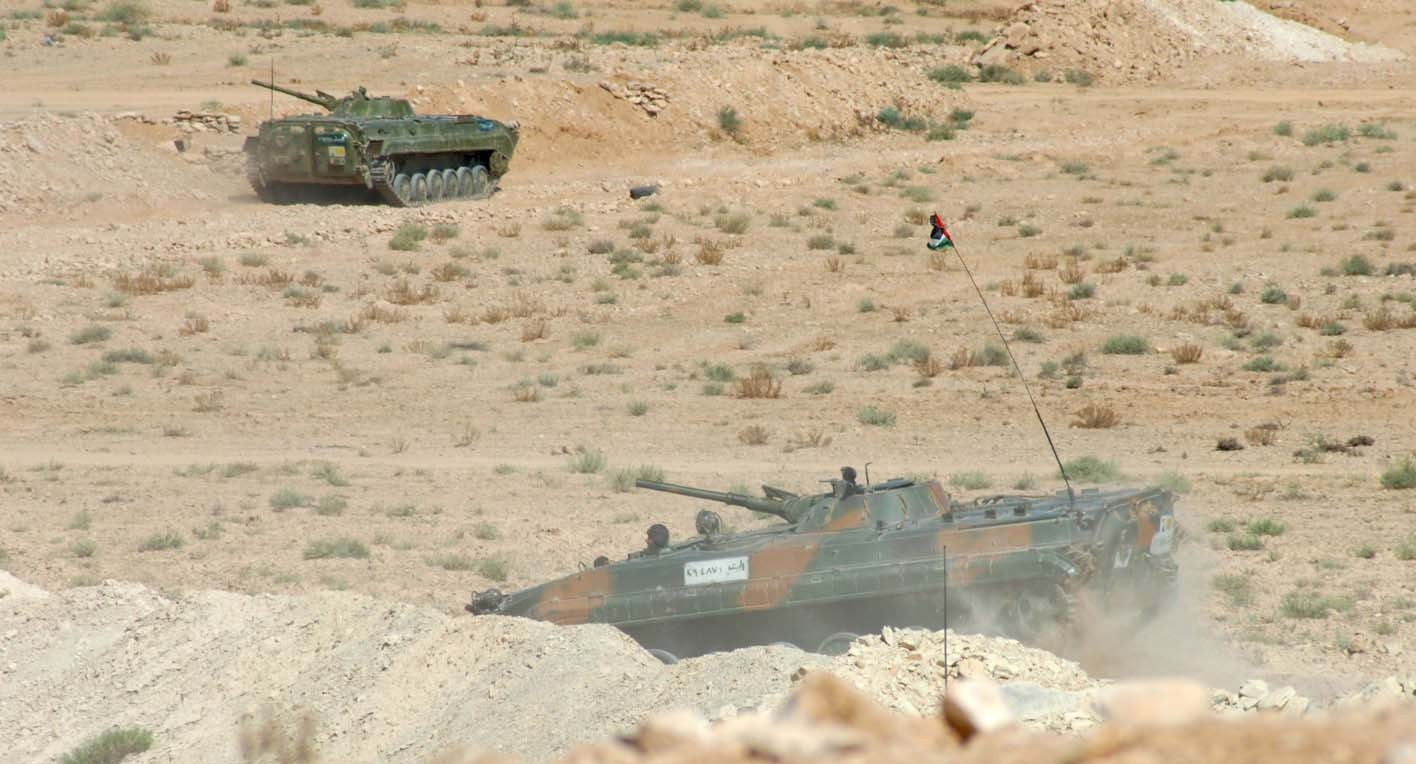 Syrian Millitary Repels New ISIS Attack North Of Al-Suwayda