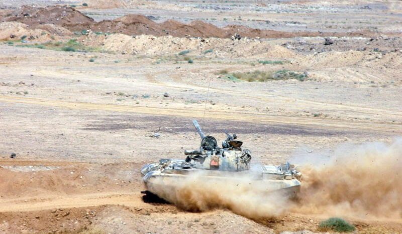 Syrian Army Resumes Military Operations In Al-Safa. Temporary Ceasefire With ISIS Is About To Collapse