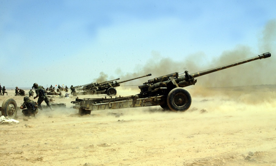 Syrian Army Clashes With Militants, Shells Their Positions In Northern Hama