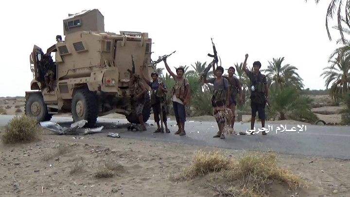 Houthis Repel New Attack Of Saudi-led Coalition In Northwestern Yemen