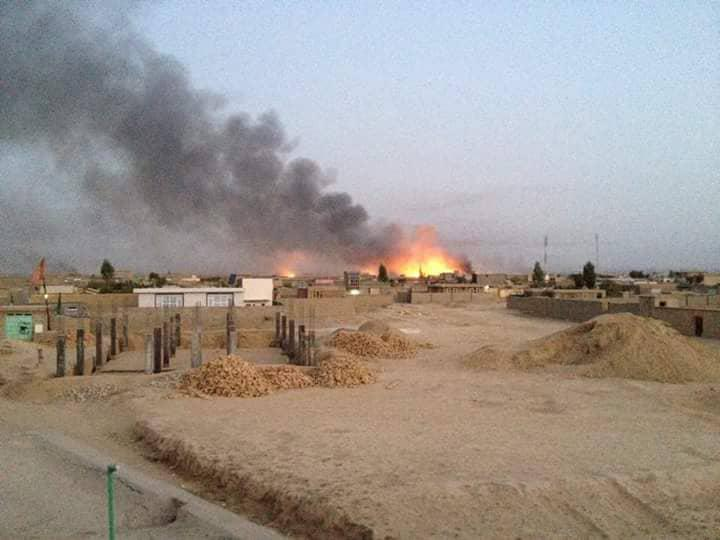 Taliban Reportedly Captures Large Part Of Afghanistan's Ghazni In Large-Scale Attack Against Government Forces (Photos)