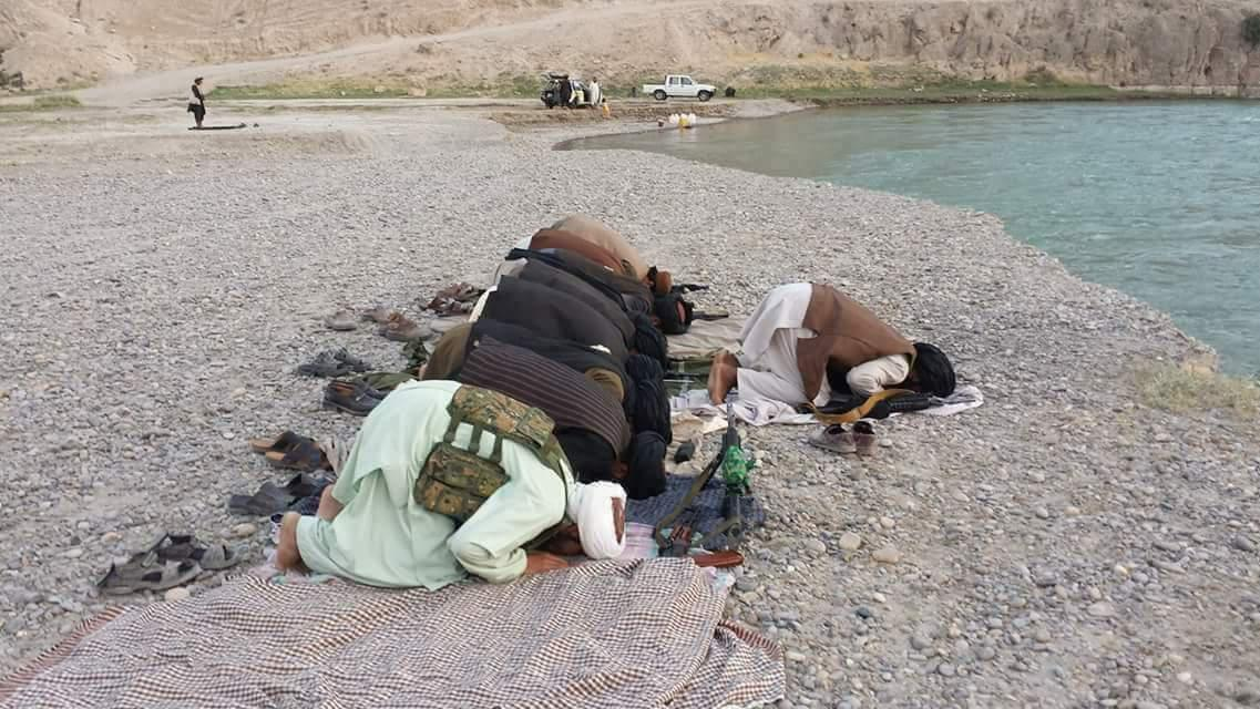 Taliban Captures Another District Center In Northern Afghanistan Ahead Of Possible Ceasefire