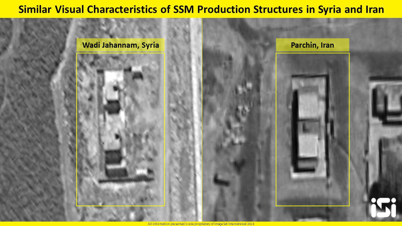 Israeli Company Releases Satellite Imagery Of Supposed Iranian Missile Production In Syria