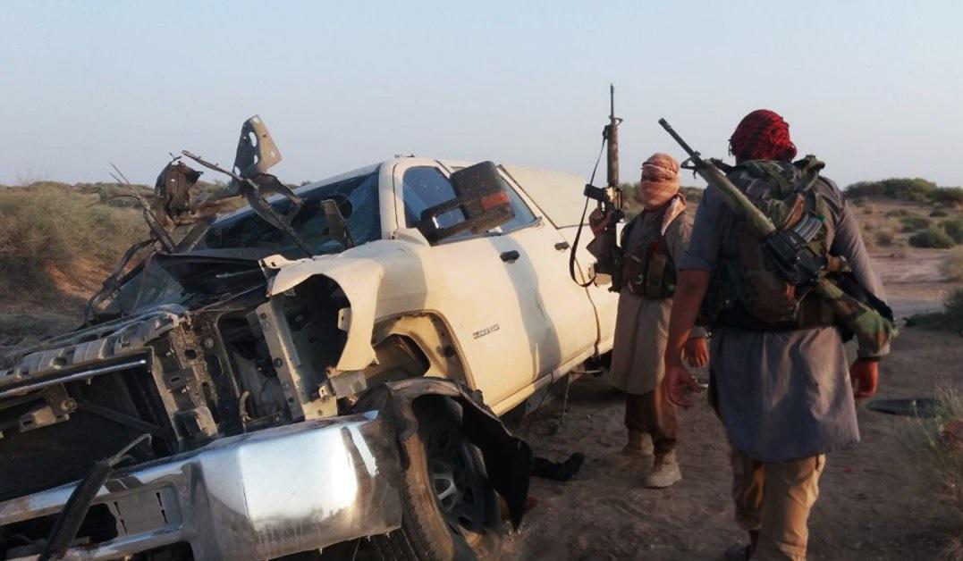ISIS Claims 11 Iraqi Service Member Killed, Injured In New Al-Anbar Ambush
