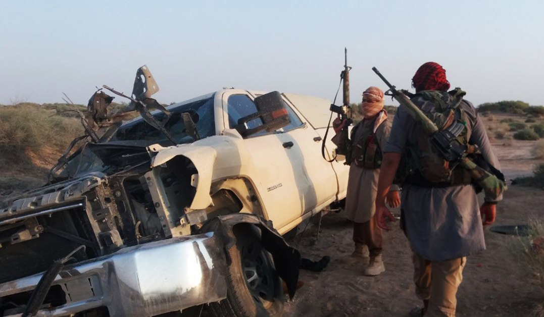 ISIS Reemerges Near Hajin, Kills And Injures 13 US-Backed Fighters