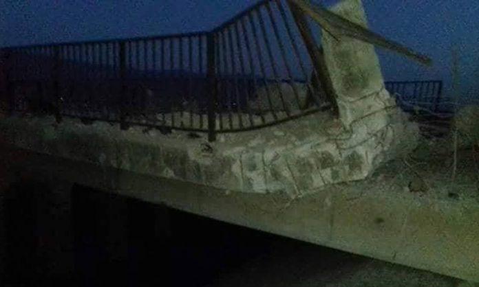 Turkish-Backed Militants Destroy More Bridges In Northwestern Hama