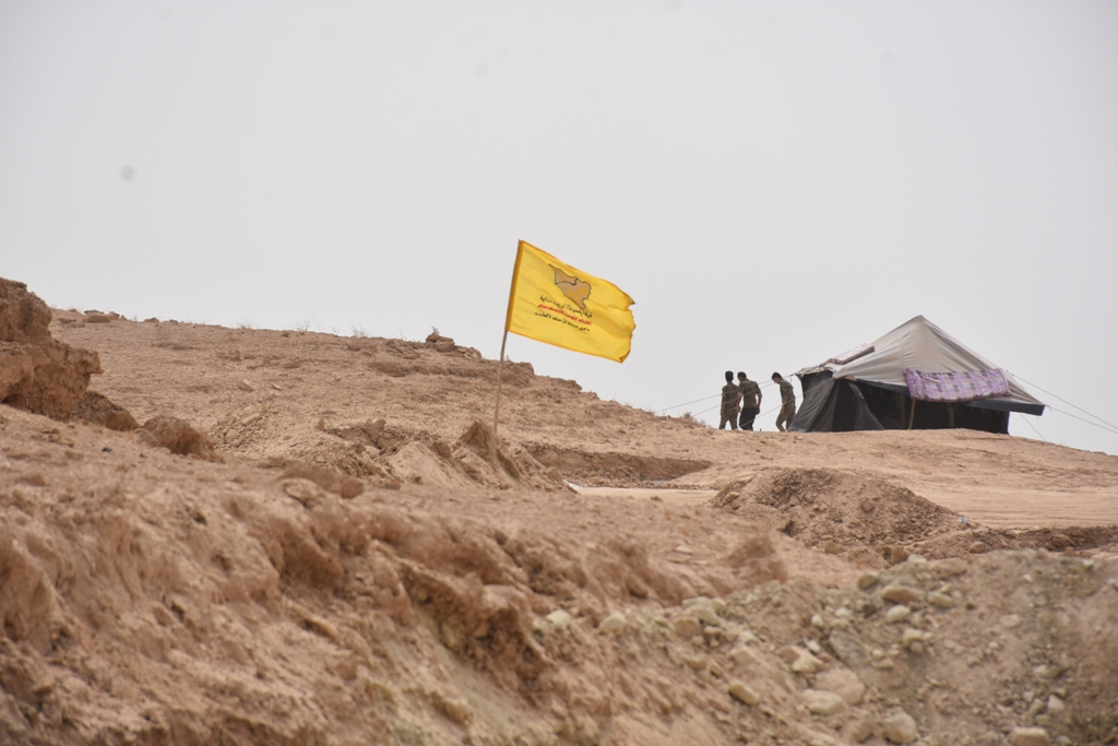 SDF Repels Large ISIS Attack, Continues Advance In Euphrates Valley (Map)