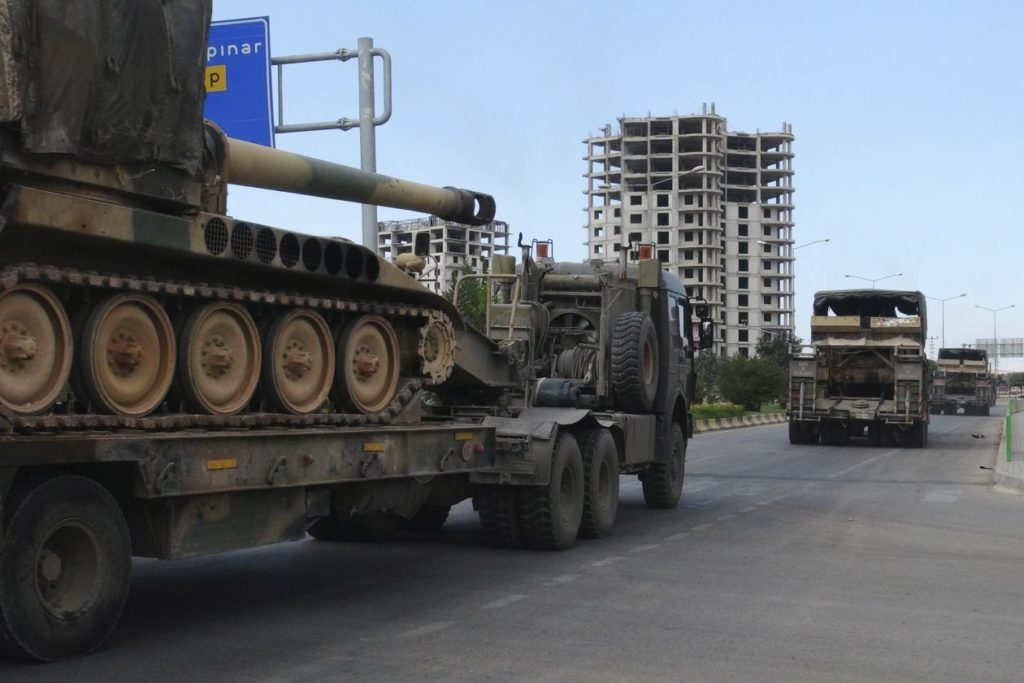 Turkey To Boost Its Forces In Syria's Idlib: Erdogan