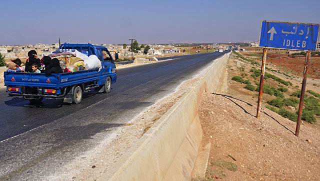 Putin, Erdogan Agree To Establish Demilitarized Zone In Syria's Idlib