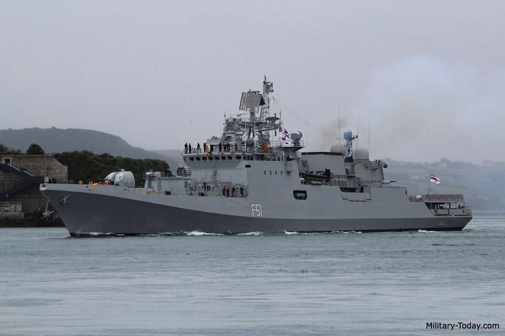 India Is Going To Buy Four Talwar-Class Frigates From Russia: Reports