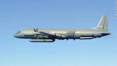 Russian IL-20 Disappears From Radars While Israeli Warplanes Strike Syria