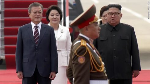 High Profile South Korean Delegation Is Now In Pyongyang. What Is Going On?