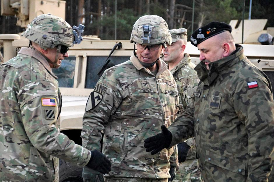 Trump Is Officially Considering New US Military Base In Poland